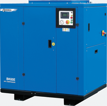Screw Compressors with direct drive